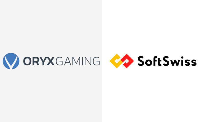 ORYX and Softswiss partner for content distribution