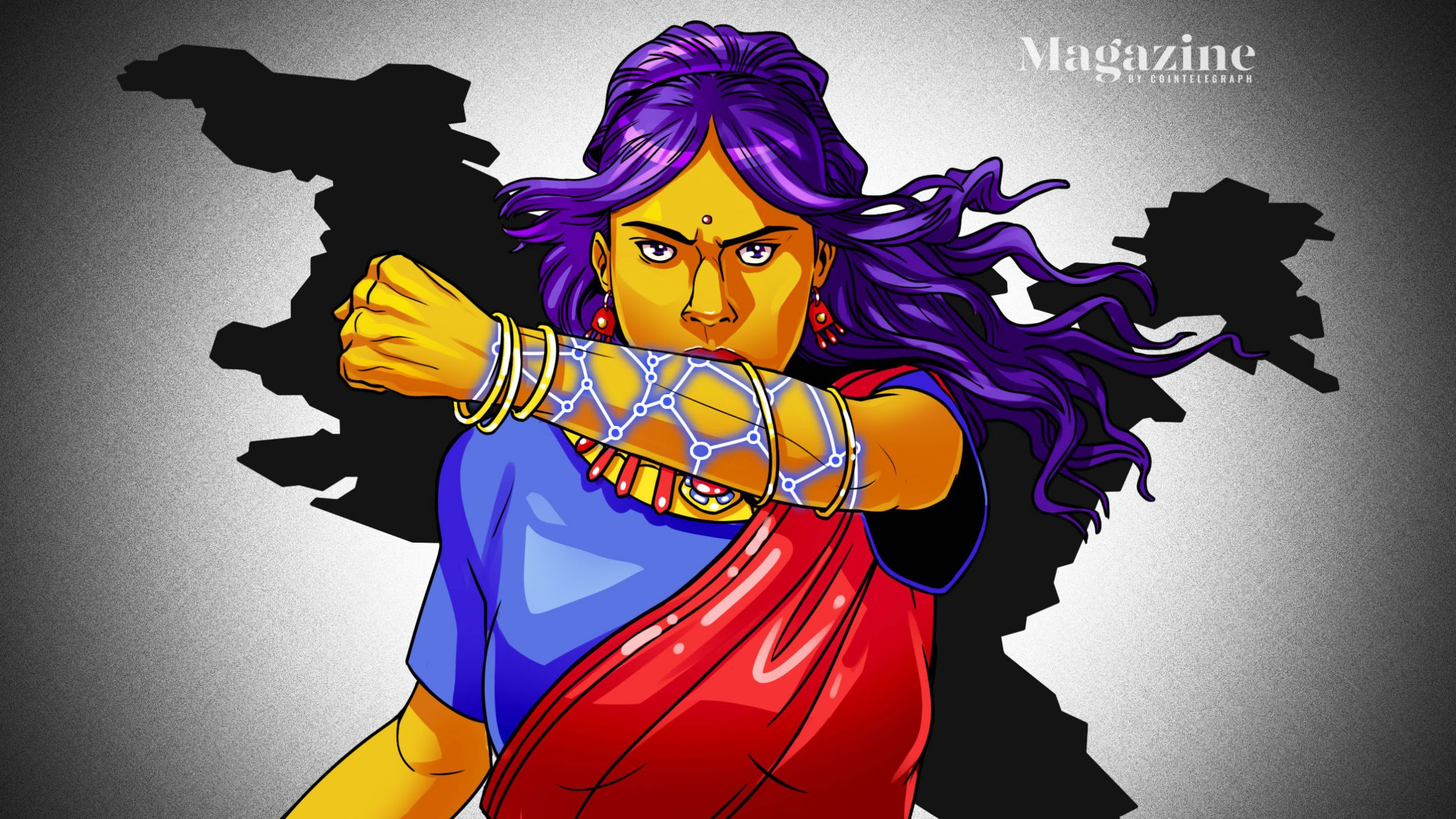 Sexual Violence in India: Blockchain's Role in Empowering Survivors