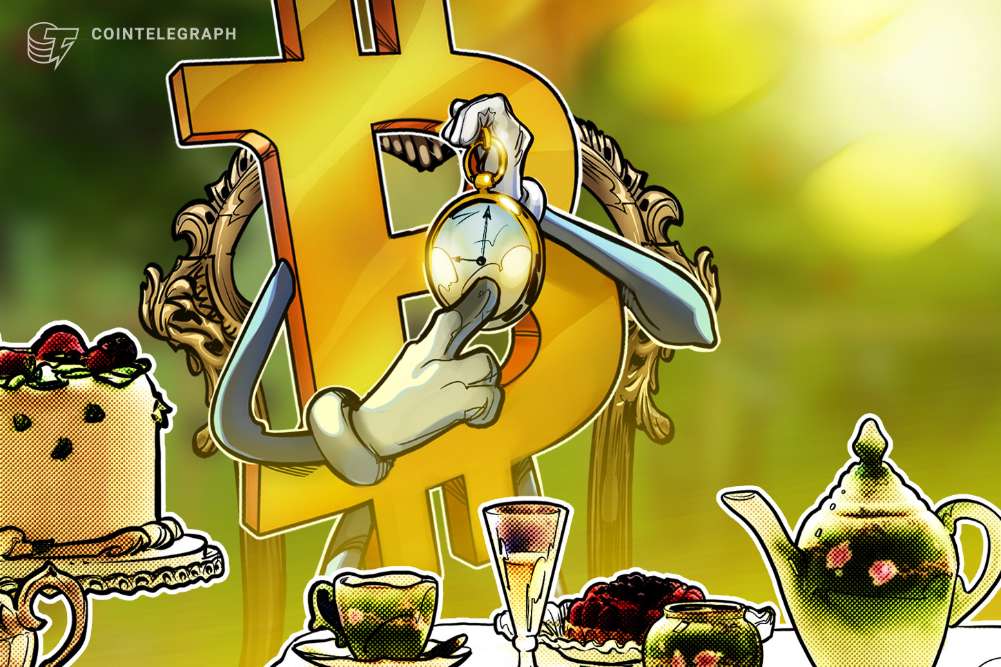 Time is our best friend: Bitcoin's 12-month trajectory to $100K