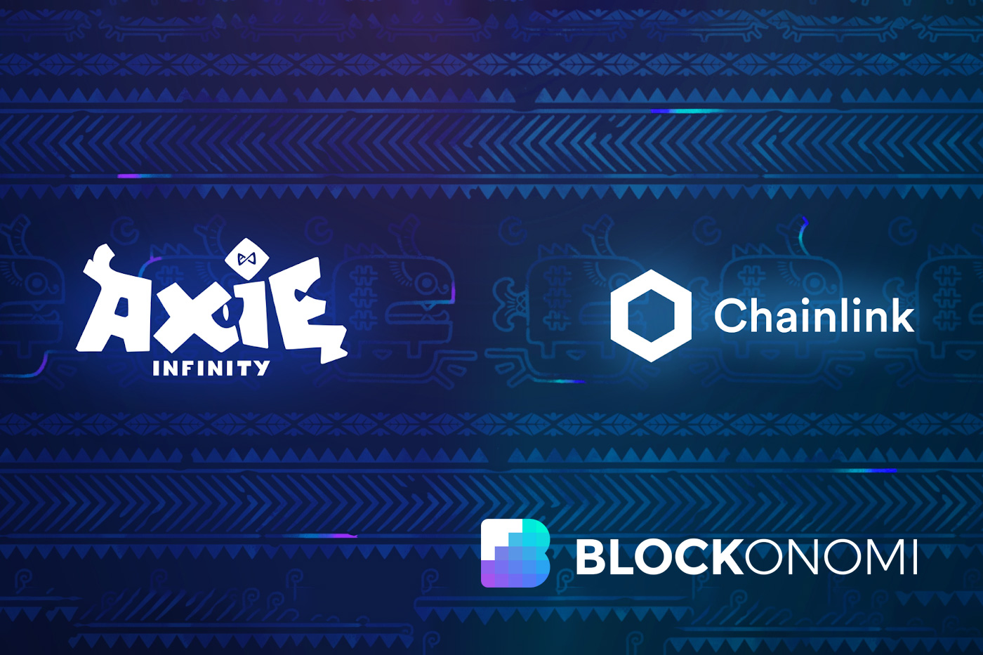 Top Ethereum Game Axie Infinity Embraces Chainlink Oracles