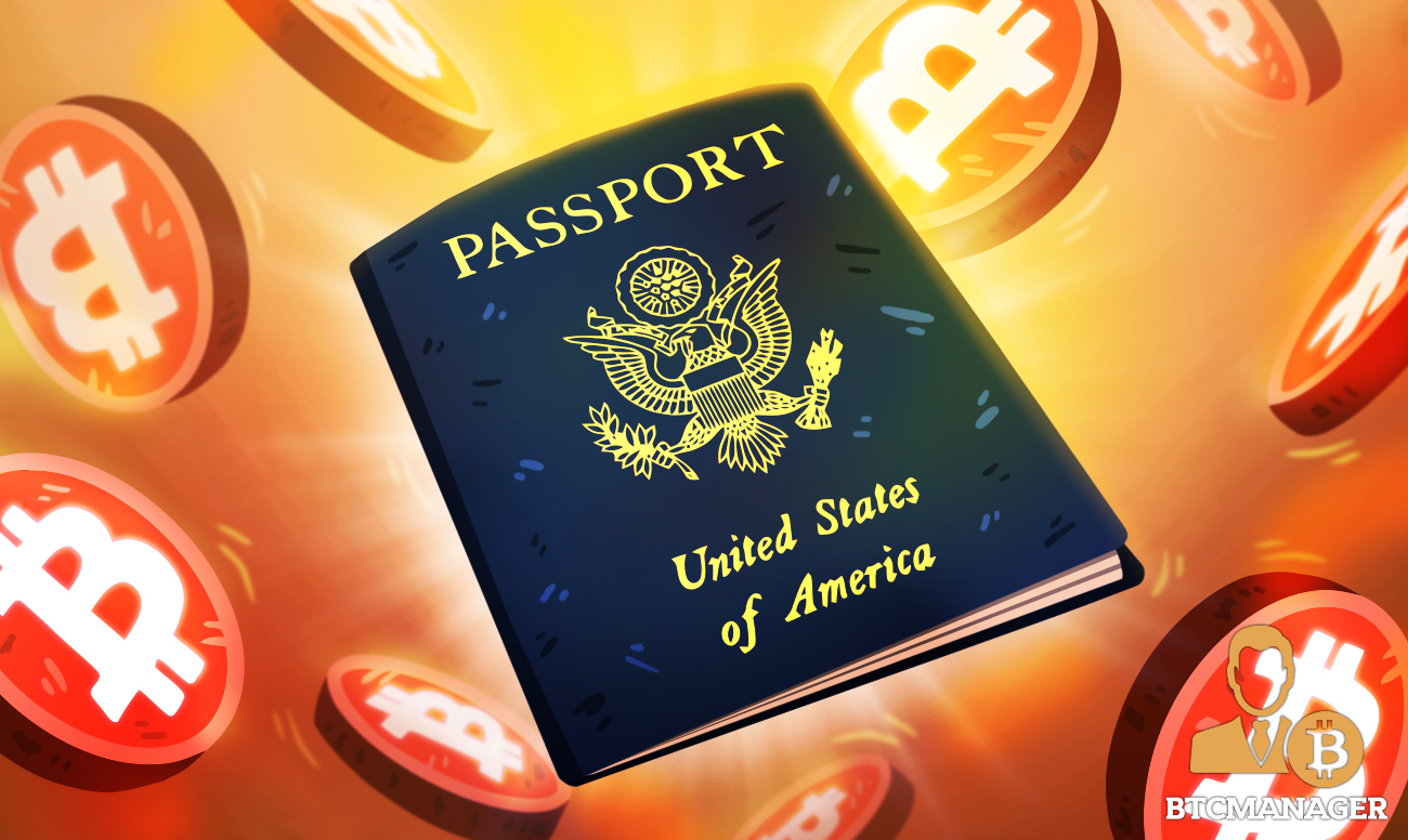 US: Travellers Can Now Pay for Passport Services with Bitcoin