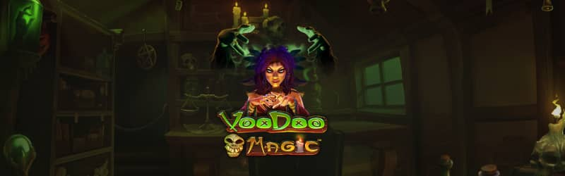 Voodoo Magic slot coming to BitStarz