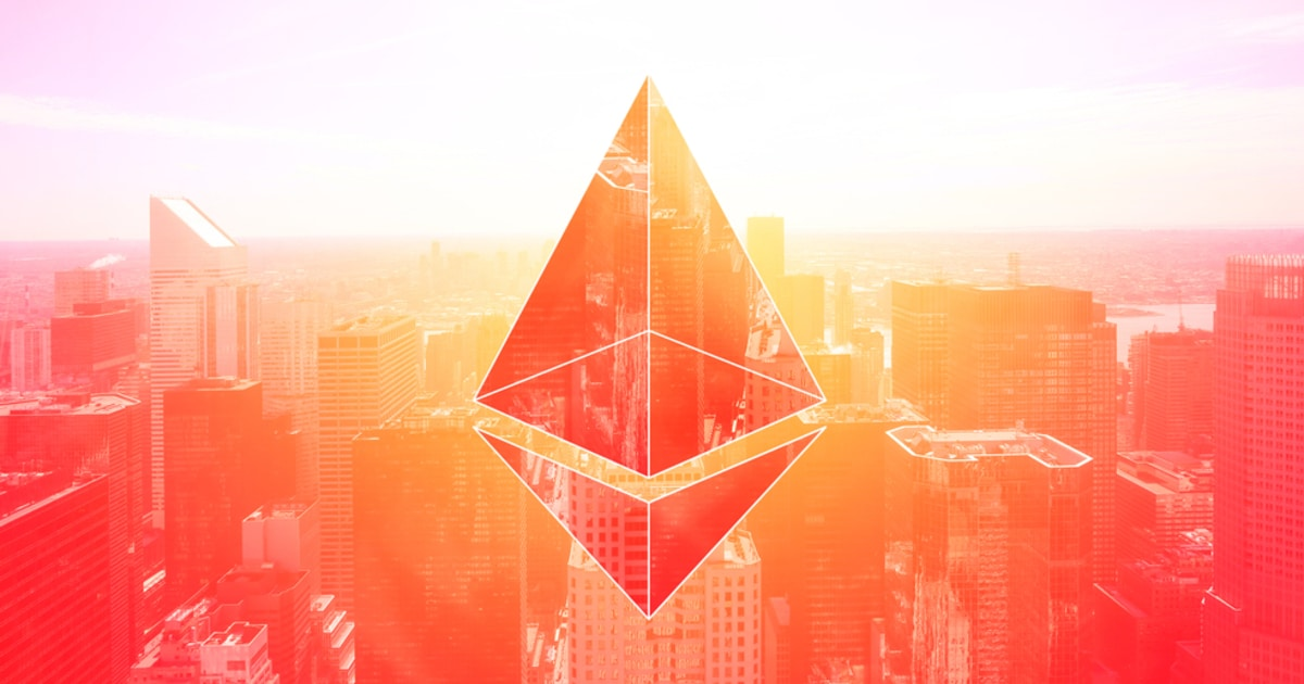 Ethereum ready to go ballistic