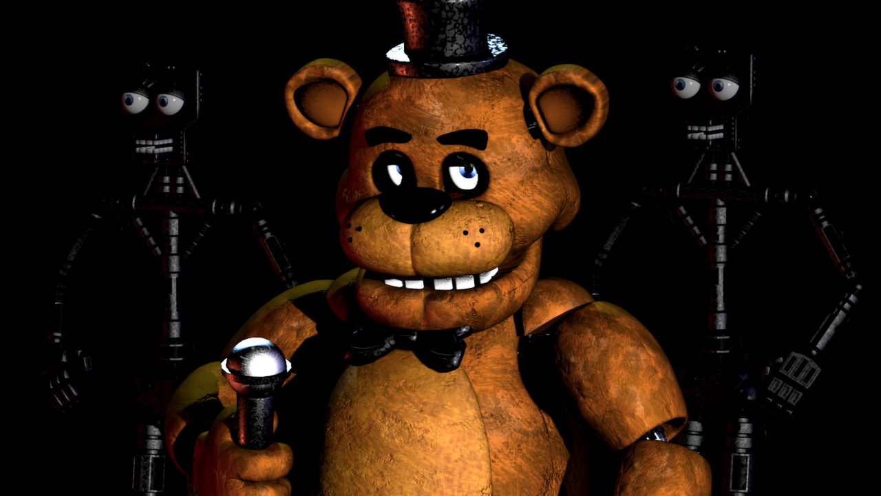 Five Nights at Freddy's_01