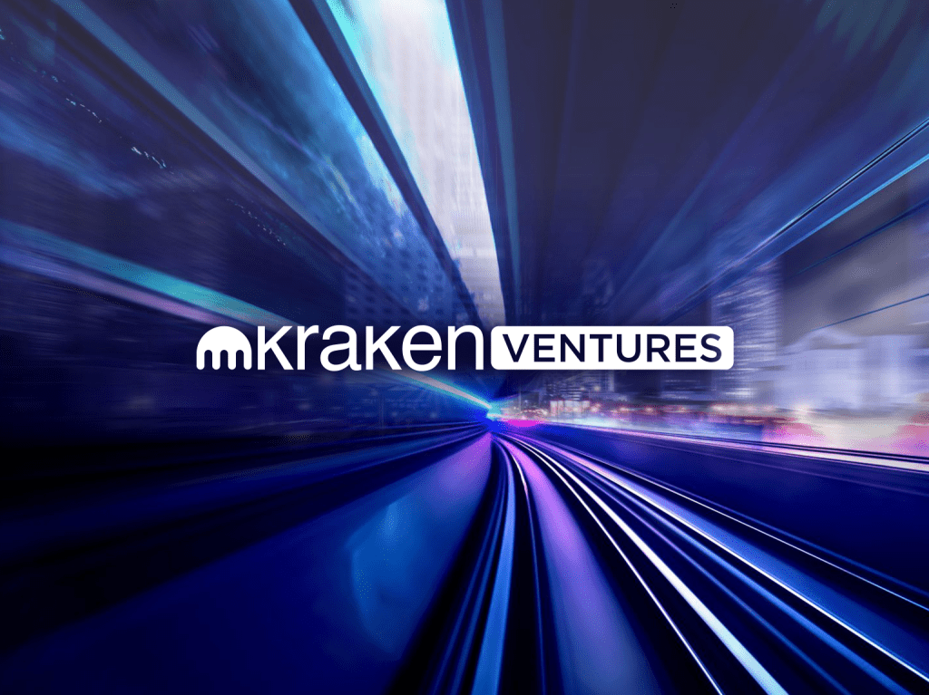 Kraken Ventures Launches