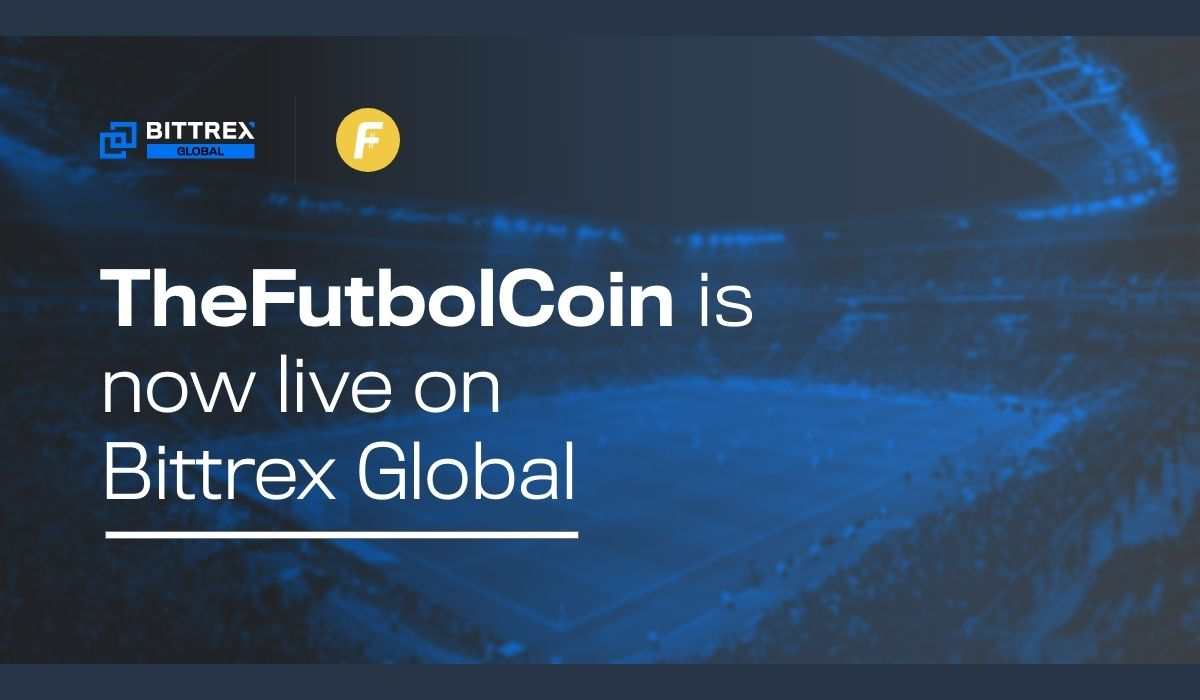 Bittrex Global Lists TheFutbolCoin (TFC)