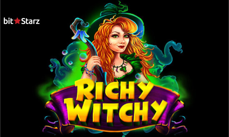 Cast Your Spell On Richy Witchy At BitStarz Casino