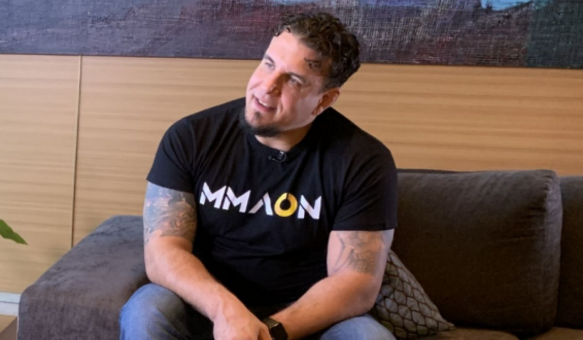 Former UFC heavyweight champion Frank Mir labels MMAON as a 'phenomenal concept'