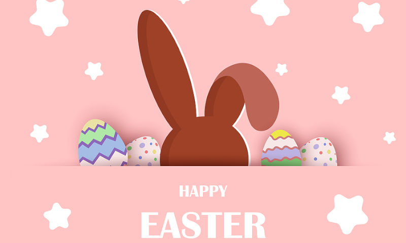 Win an Easter Miracle at 1xBit Casino