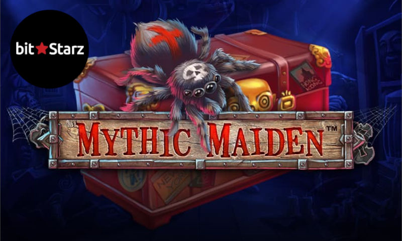 Claim Otherworldly Wins in The Mythic Maiden Slot