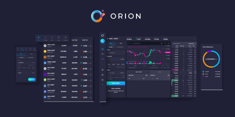 Crypto trading app Orion Terminal now live, offering BSC and ETH chains, staking to come