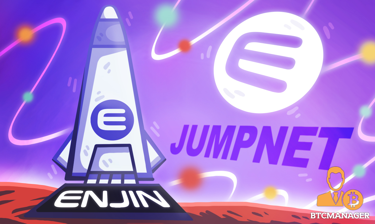 Enjin's New PoA Blockchain JumpNet Counts 50 NFT Projects Weeks After Launch