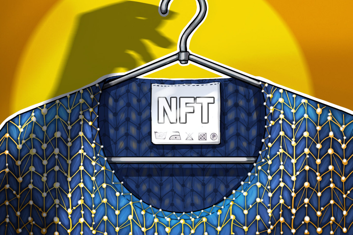 Global fashion brands reportedly considering NFT foray