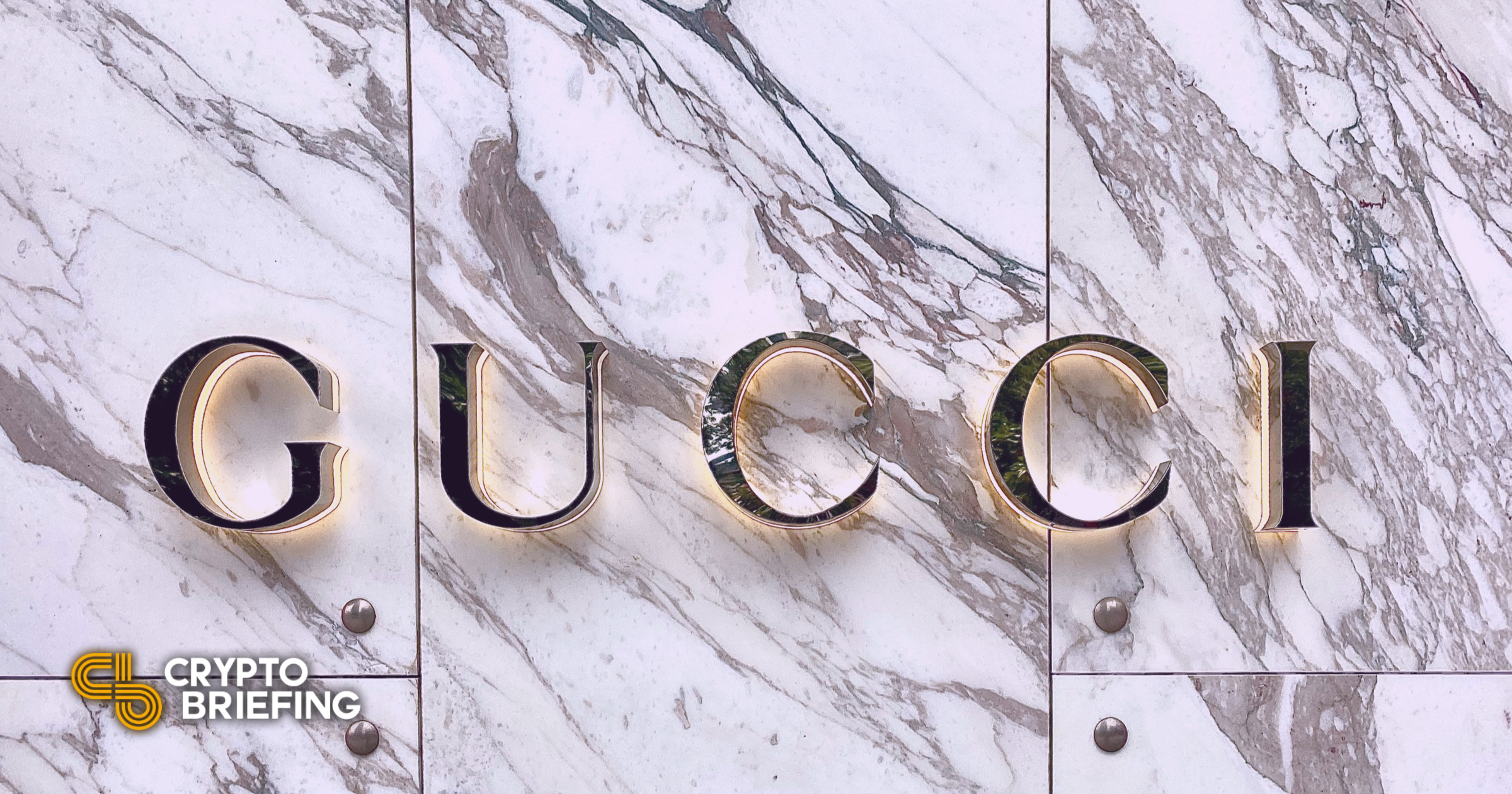 Luxury Brand Gucci Reportedly Eyeing NFT Space