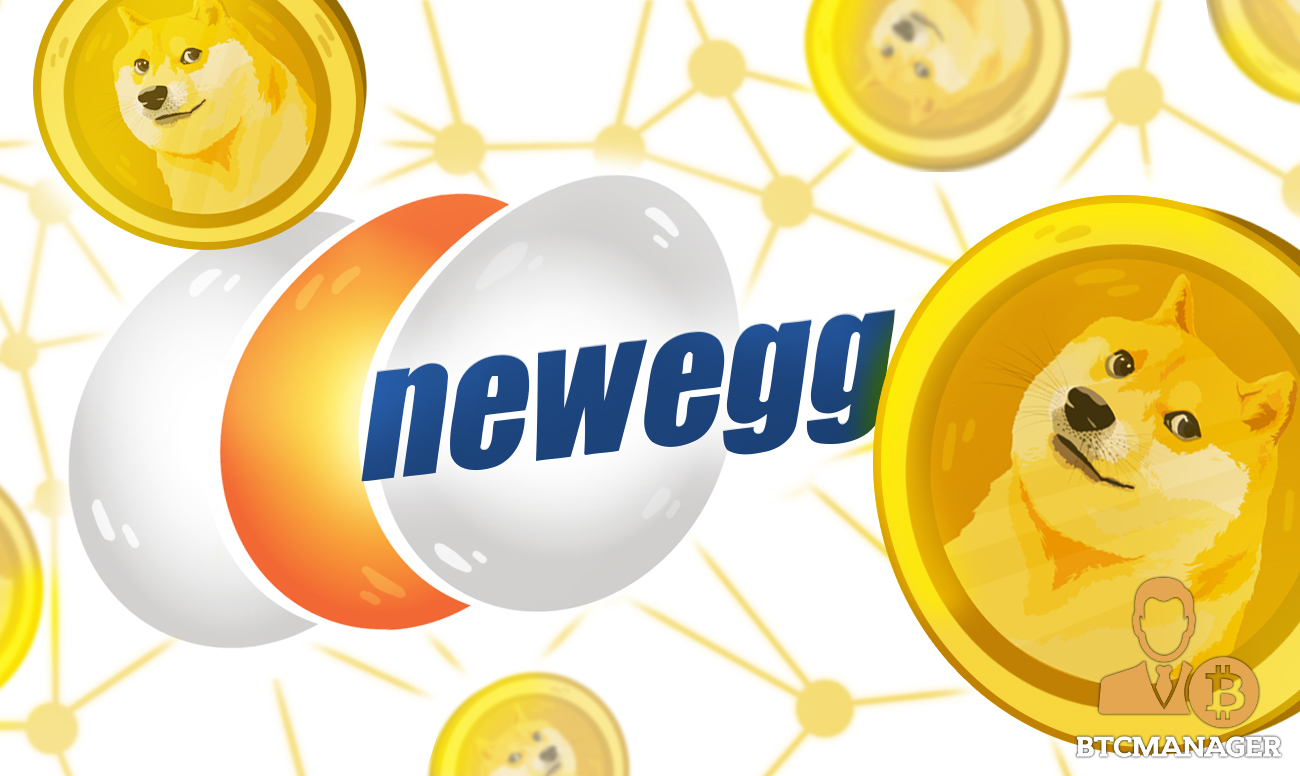 Newegg Adds Support for Dogecoin Payment on its Platform