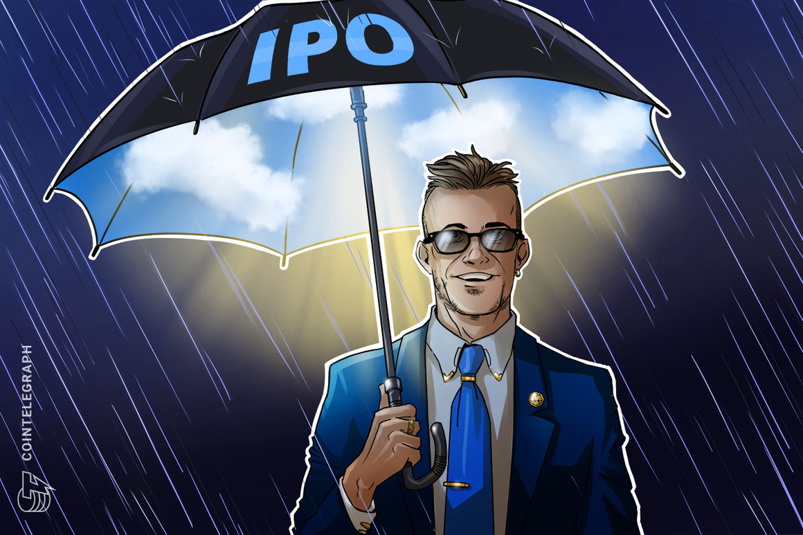 SEC-registered crypto issuer INX to wrap up IPO in April