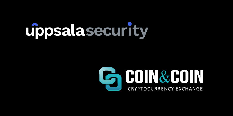 Uppsala to provide crypto AML solution for South Korean exchange Coin&Coin