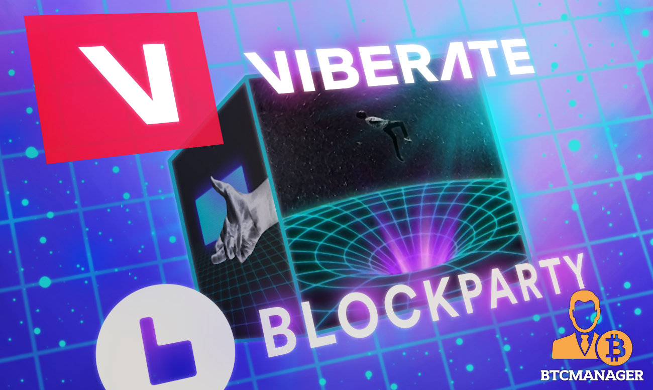 """Viberate and Blockparty Propose World's First """"Live Performance NFT"""" Concept"""