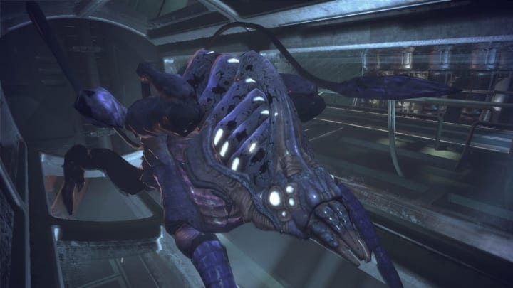 Mass Effect's Rachni have a potentially tragic and unfortunate end in the series, according to player decisions.