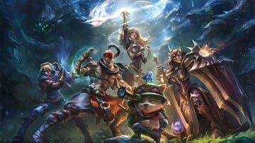 League of Legends has been live for over 10 years
