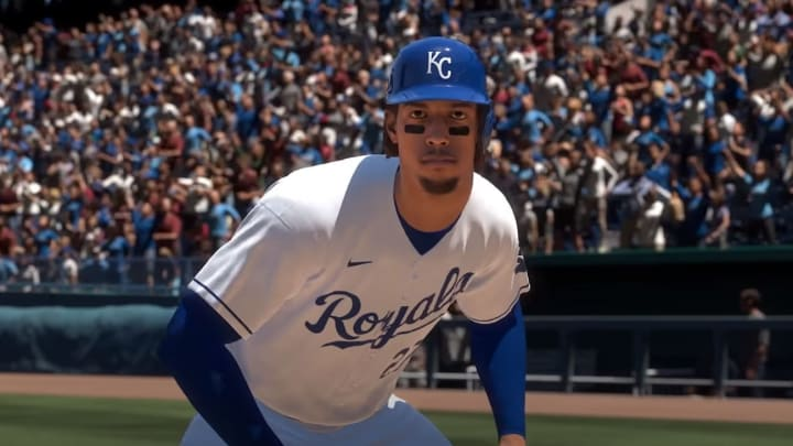 The best swings in MLB The Show 21 are a contested topic as anyone in the game could swing the best for every person.   Photo by San Diego Studios