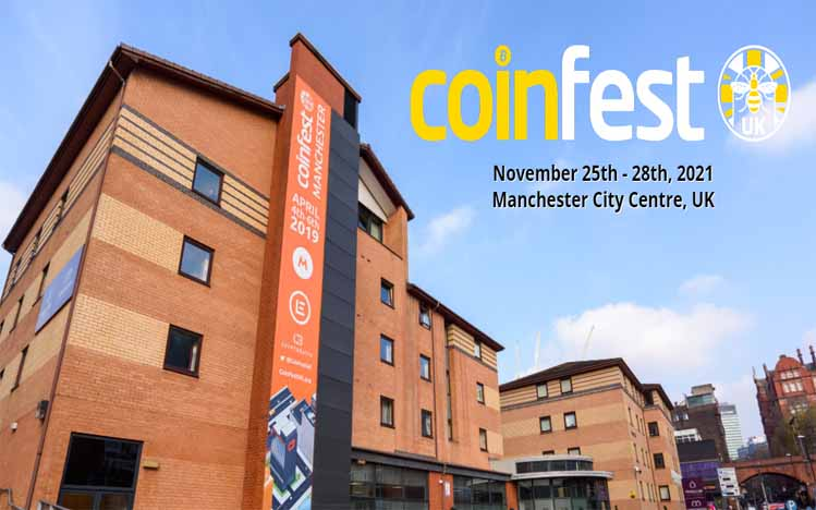 Coinfest UK 2021