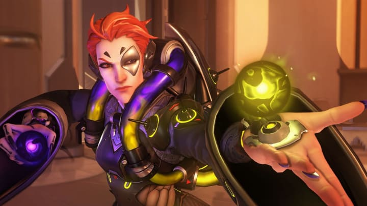 Moira into the Action