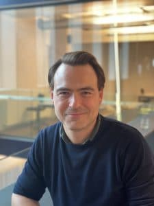 Christian Frahm, Founder and CEO, United Fintech
