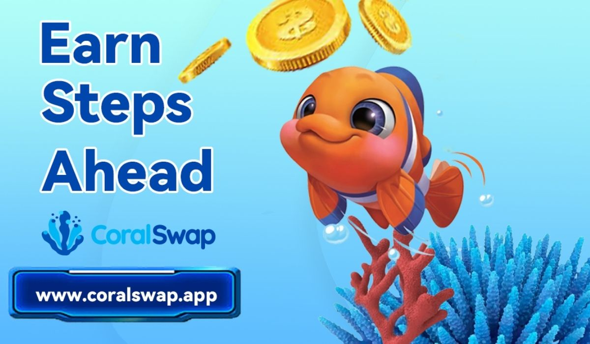 7 Tips to Earn Passive Income on Okexchain Defi CoralSwap Steps Ahead