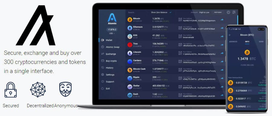 Atomic Wallet Overview