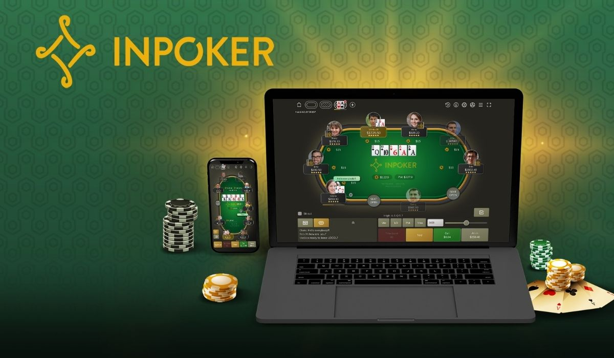 INPOKER Platform Launched On 30TH July Online Poker With The Latest Financial Technologies For The Modern World