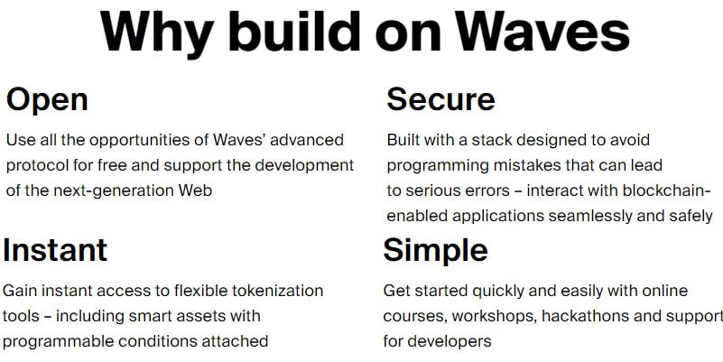 benefits of Waves