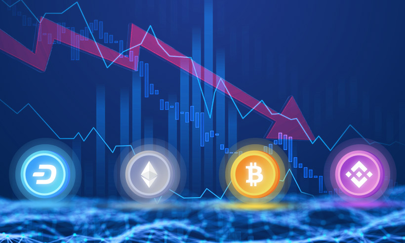 altcoins losses double digits