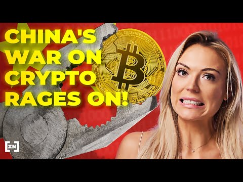 China Crypto Ban Update: Citizens Banned from Platforms + Evergrande Crypto Hit?