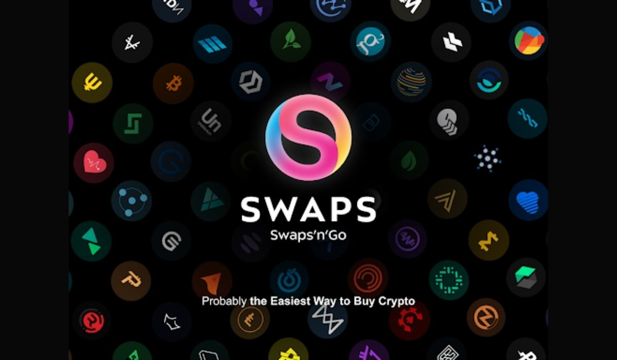 Swaps.app Offering Seamless Crypto Swaps With No KYC Process
